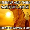 Survive and Thrive after Narcissistic Abuse Seminar